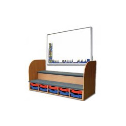 Whiteboard Steps & Accessories
